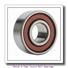 40 mm x 80 mm x 18 mm  Timken 208P Radial & Deep Groove Ball Bearings