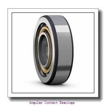 75 mm x 130 mm x 41,28 mm  Timken 5215K Angular Contact Bearings