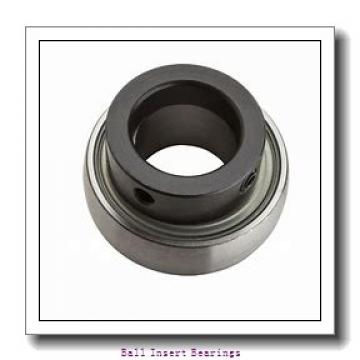 20 mm x 47 mm x 21,44 mm  Timken RAE20RRB Ball Insert Bearings