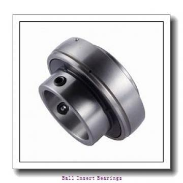 45 mm x 85 mm x 30,18 mm  Timken RAE45RR Ball Insert Bearings