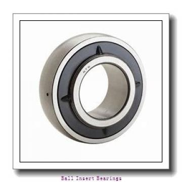 15,875 mm x 40 mm x 27,78 mm  Timken G1010KRR Ball Insert Bearings
