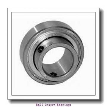 19.05 mm x 47 mm x 34,13 mm  Timken G1012KRR Ball Insert Bearings