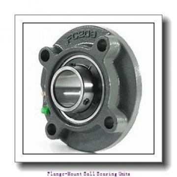 Timken RCJC1 3/4 Flange-Mount Ball Bearing Units