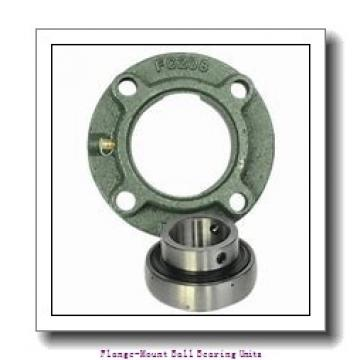Timken RCJO1 3/16 Flange-Mount Ball Bearing Units