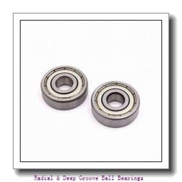 30 mm x 62 mm x 16 mm  Timken 206KD Radial & Deep Groove Ball Bearings