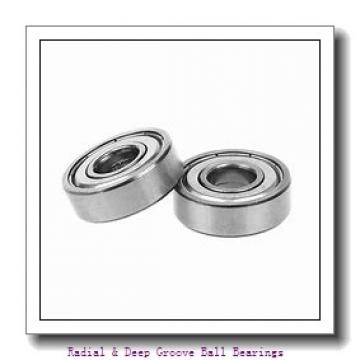 35 mm x 72 mm x 17 mm  Timken 207PPG Radial & Deep Groove Ball Bearings