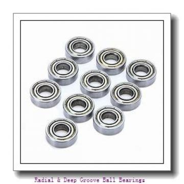 35 mm x 72 mm x 17 mm  Timken 207KDDG Radial & Deep Groove Ball Bearings