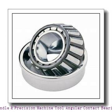 0.669 Inch | 17 Millimeter x 1.575 Inch | 40 Millimeter x 0.945 Inch | 24 Millimeter  Timken 3MM203WI DUL Spindle & Precision Machine Tool Angular Contact Bearings